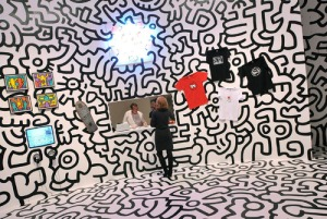 Keith Haring's Pop Shop